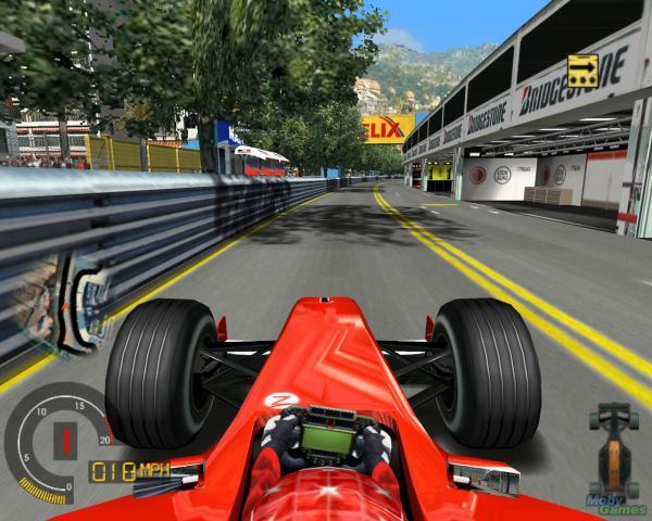 Formula One Grand Prix (video game)