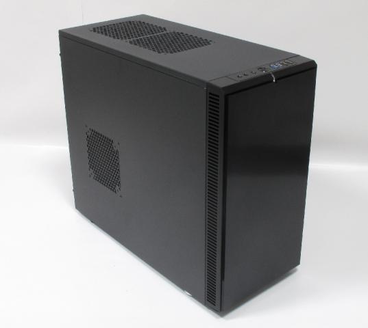 test fractal design define r4 edles silent geh use zum. Black Bedroom Furniture Sets. Home Design Ideas