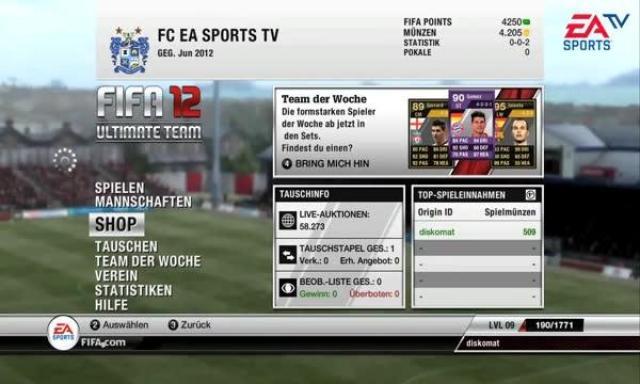 Fifa 13 Tipps Und Tricks Zu Fifa Ultimate Team