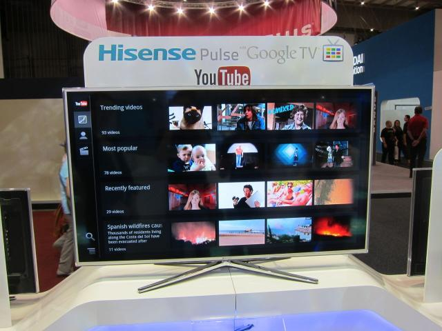 hisense zeigt set top box f r unter 100 dollar. Black Bedroom Furniture Sets. Home Design Ideas