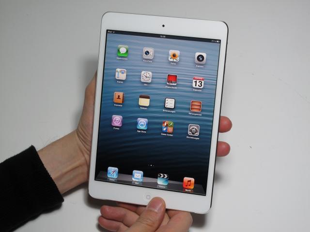 ipad mini und ipad 4 apple liefert lte versionen anfang. Black Bedroom Furniture Sets. Home Design Ideas