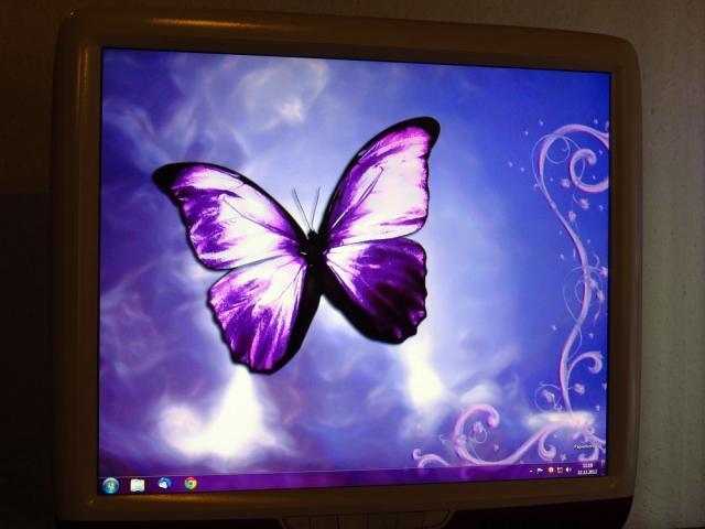 casemod butterfly girl pc mit blumen und schmetterlingen. Black Bedroom Furniture Sets. Home Design Ideas