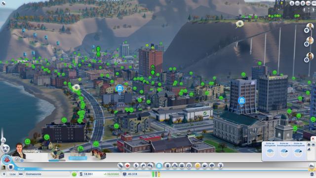 SIM City - Kostenlos spielen - spiele-zonede