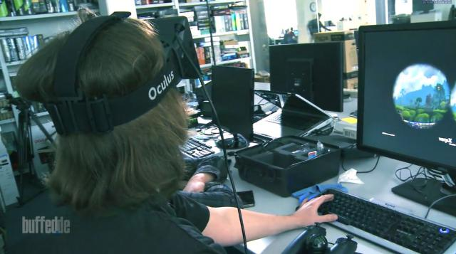 Oculus Rift: Update Der Brille Sorgt Für Full-HD-Auflösung