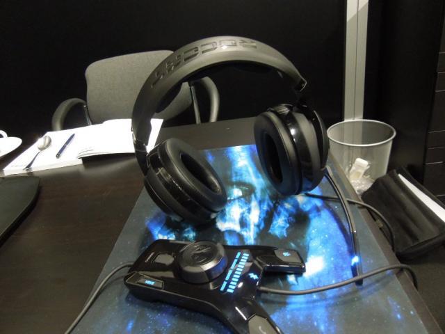 """Roccat Kave XTD 5.1 Digital: """"echtes 5.1-Headset"""" im Hands ..."""