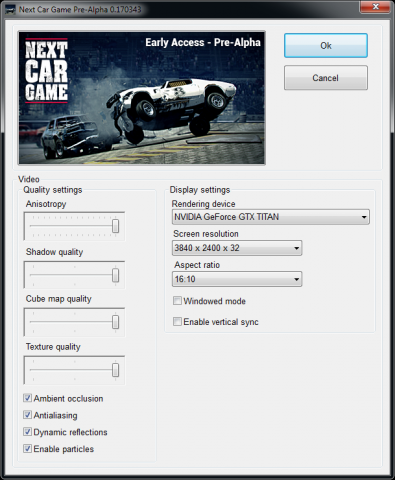 Next Car Game Alpha Early