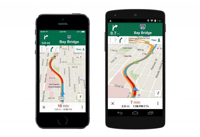 Google Maps 3.0 umfährt Staus, zeigt ÖPNV-Zeiten und ...