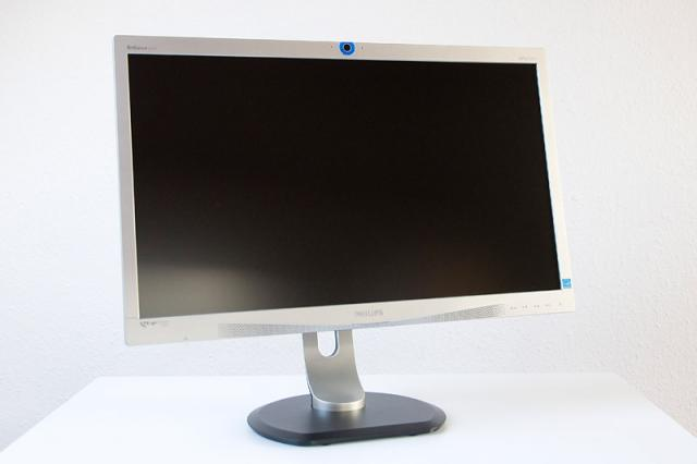 24 zoll amva monitor philips 241p4qryes im test bei. Black Bedroom Furniture Sets. Home Design Ideas