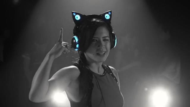 Cat Ear Headphones Kickstarter