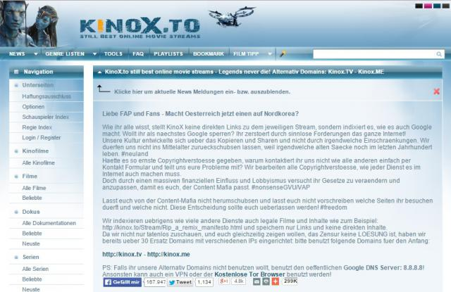 Kinox.To Gründer