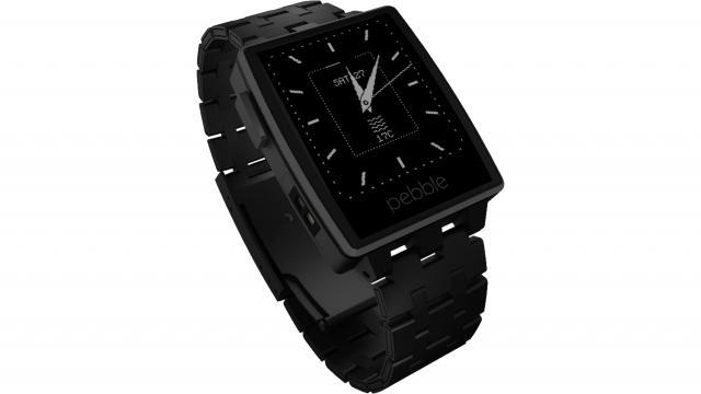 Pebble Steel: Elegante Version der Smartwatch mit Stahl ...