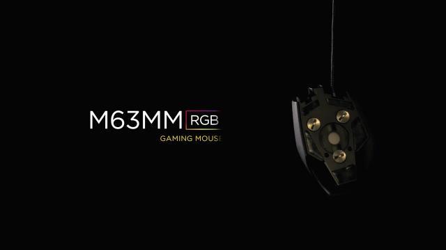 Corsair m63mm rgb mechanical erste mechanische rgb maus - Corsair m63mm ...