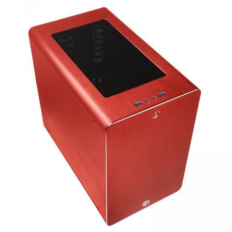 raijintek styx micro atx geh use mit slot in laufwerk aus. Black Bedroom Furniture Sets. Home Design Ideas