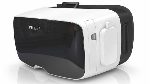 zeiss vr one gx neue virtual reality brille f r smartphones. Black Bedroom Furniture Sets. Home Design Ideas