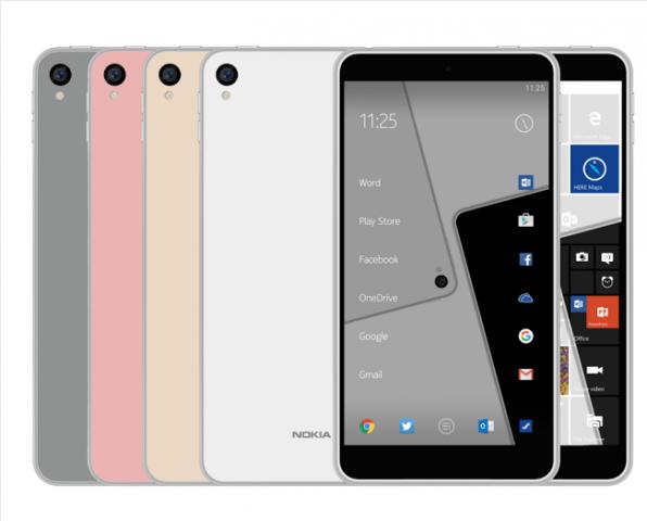 nokia c1 angeblich zwei smartphones mit windows 10 mobile. Black Bedroom Furniture Sets. Home Design Ideas