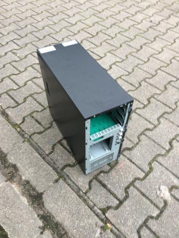 geiz gaming wak casemod f r unter 200 euro entsteht. Black Bedroom Furniture Sets. Home Design Ideas