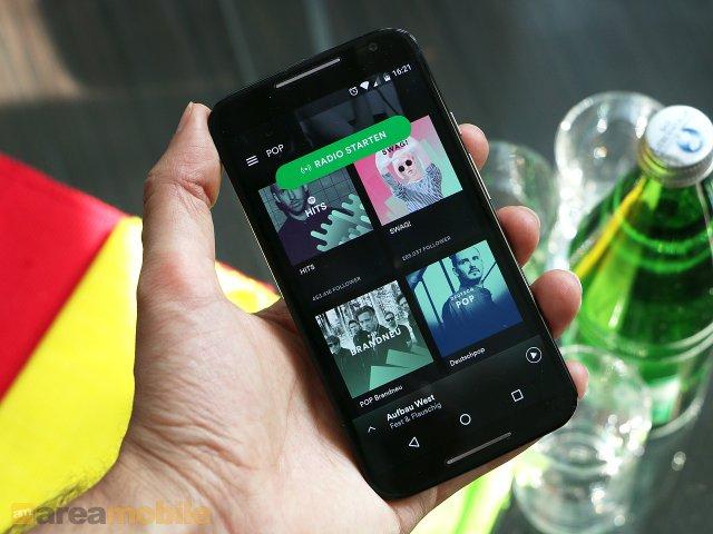 Spotify: Hi-Fi-Option soll Wettbewerber angreifen - PC Games Hardware