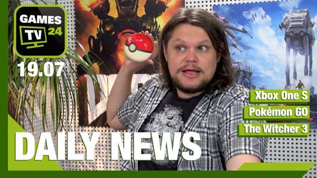 Pokemon Games For Xbox 1 : Xbox one s termin pokémon go the witcher video news