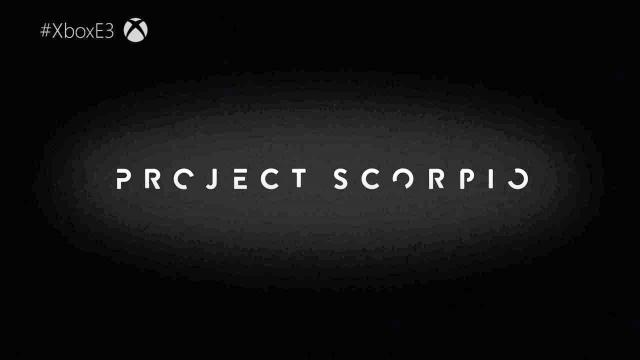 xbox one scorpio erscheint n chstes jahr wie hoch wird der preis sein. Black Bedroom Furniture Sets. Home Design Ideas