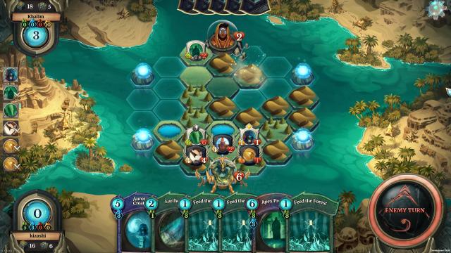 Strategie Kartenspiel