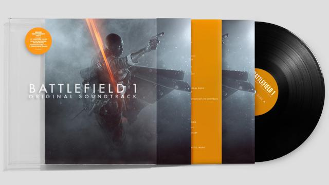 battlefield 1 soundtrack ist jetzt auch als vinyl edition erh ltlich. Black Bedroom Furniture Sets. Home Design Ideas