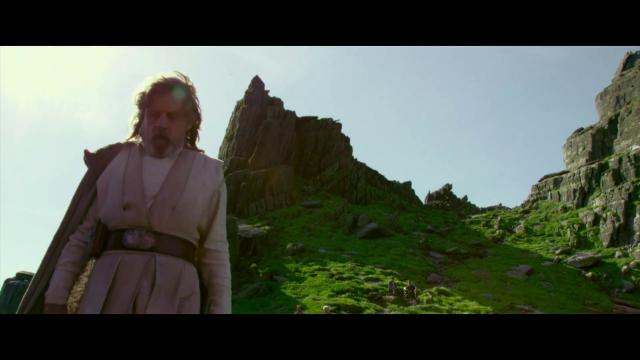 Star Wars Letzten Jedi