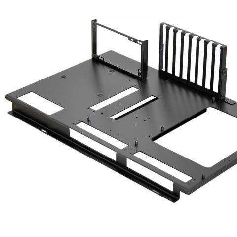 lian li dk 05x schreibtischgeh use f r zwei pcs kostet 2. Black Bedroom Furniture Sets. Home Design Ideas