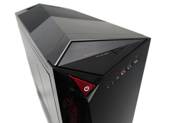 msi infinite a im test ein eigentlich ziemlich leiser gaming pc. Black Bedroom Furniture Sets. Home Design Ideas