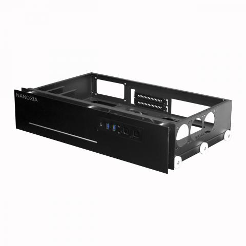 nanoxia project s mini midi schubladen geh use f r 39 s. Black Bedroom Furniture Sets. Home Design Ideas