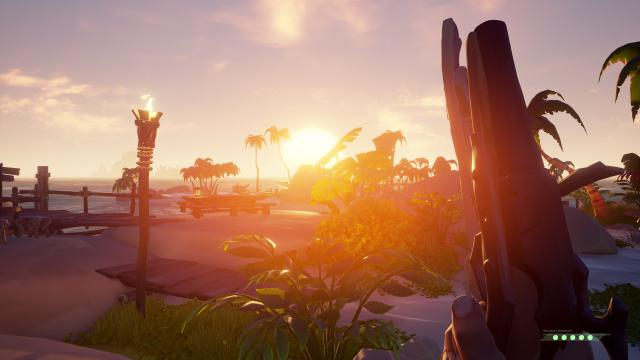 Sea of Thieves: Piraten-Abenteuer mit Unreal Engine 4 im