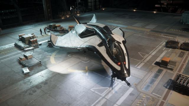 Star Citizen: Verbrechen werden durch Blackbox aufgezeichnet - PC Games Hardware