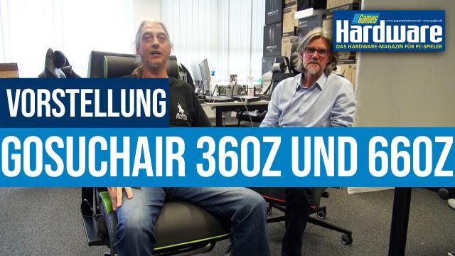 Gosu Chair Gaming Stuhl Vorgestellt Gaming Orientierung