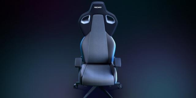 Hersteller Gaming Auf Recaro Zeigt Prototypen EgamingNeuer Chair xBoWEreQdC