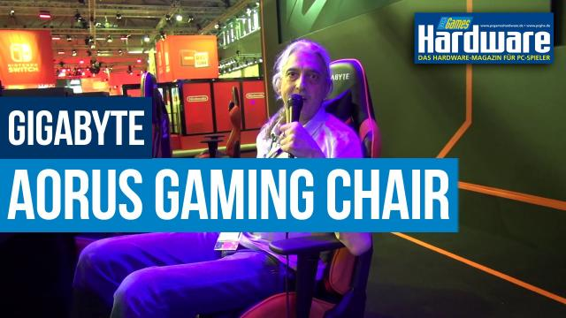 Gigabyte Aorus Gaming Chair Gigabytes Einstieg In Den