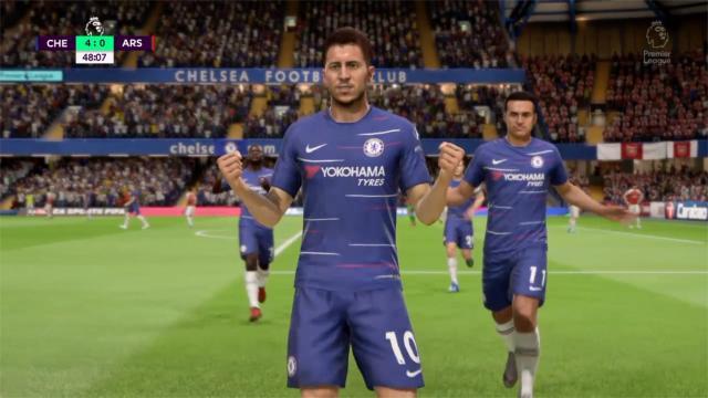 Games-Bestseller-2018-Europa-FIFA-19-schl-gt-RDR2-und-Black-Ops-4