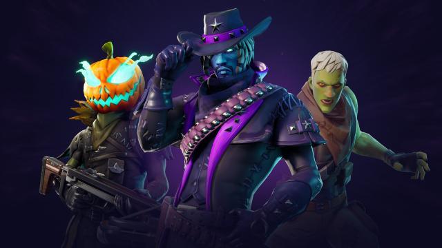 Fortnite Halloween Event Das Steckt In Update 620