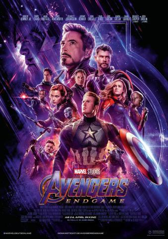 Marvel Avengers Endgame: Bei Einnahmen Platz 2 in USA, weltweit geht die Luft aus