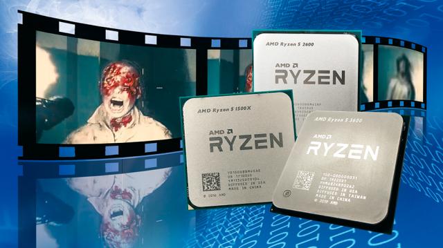 PLUS] 5 CPUs im Streaming-Test: Was leisten Vier-, Sechs