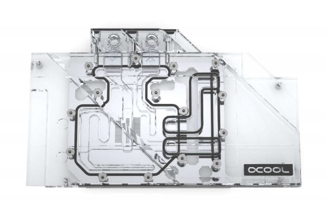 alphacool-kompatible-eisblock-aurora-plexi-gpx-a-k-hlbl-cke-f-r-radeon-rx-5600-xt-und-sli-connector-vorgestellt