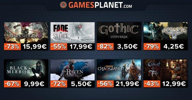 Wochendeals bei Gamesplanet: Elex, Darksiders III und viele weitere PC-Spiele im Angebot - PC Games Hardware
