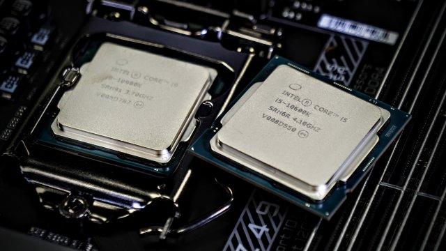 Comet Lake: Händler senken Preise - PC Games Hardware