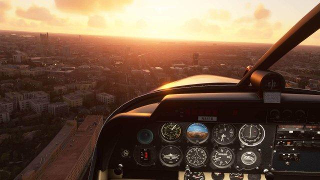 Flight Simulator: Update mit Direct X 12 und Version für ...