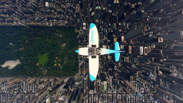 Flight Simulator: World Update 4 schon am Horizont Update