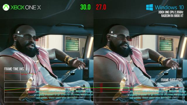 Cyberpunk 2077: Digital Foundry spielt die PC-Fassung mit Xbox One-CPU - PC Games Hardware
