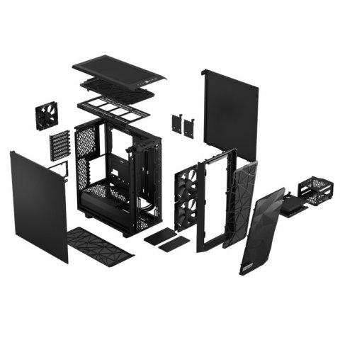 Fractal Design Meshify 2 Compact - Neues Gehäuse geht an den Start - PC Games Hardware