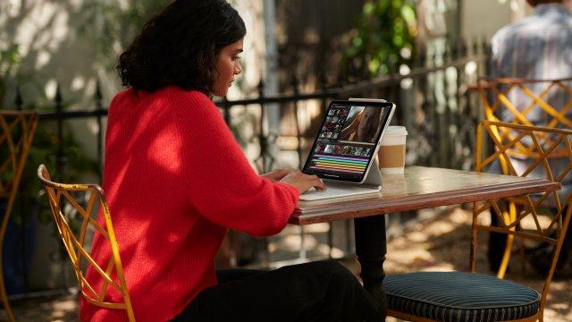 Apple iPad Pro 2021: Tablet mit M1-Chip, Thunderbolt und ...