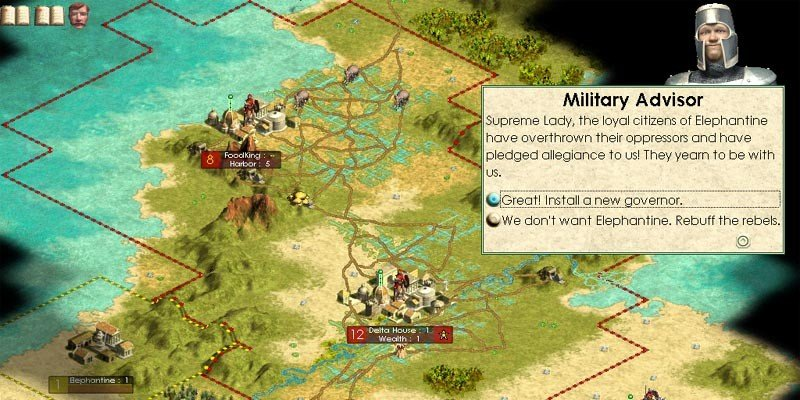 Civilization 3 erhält Patch für Multiplayer über Steam. (2)
