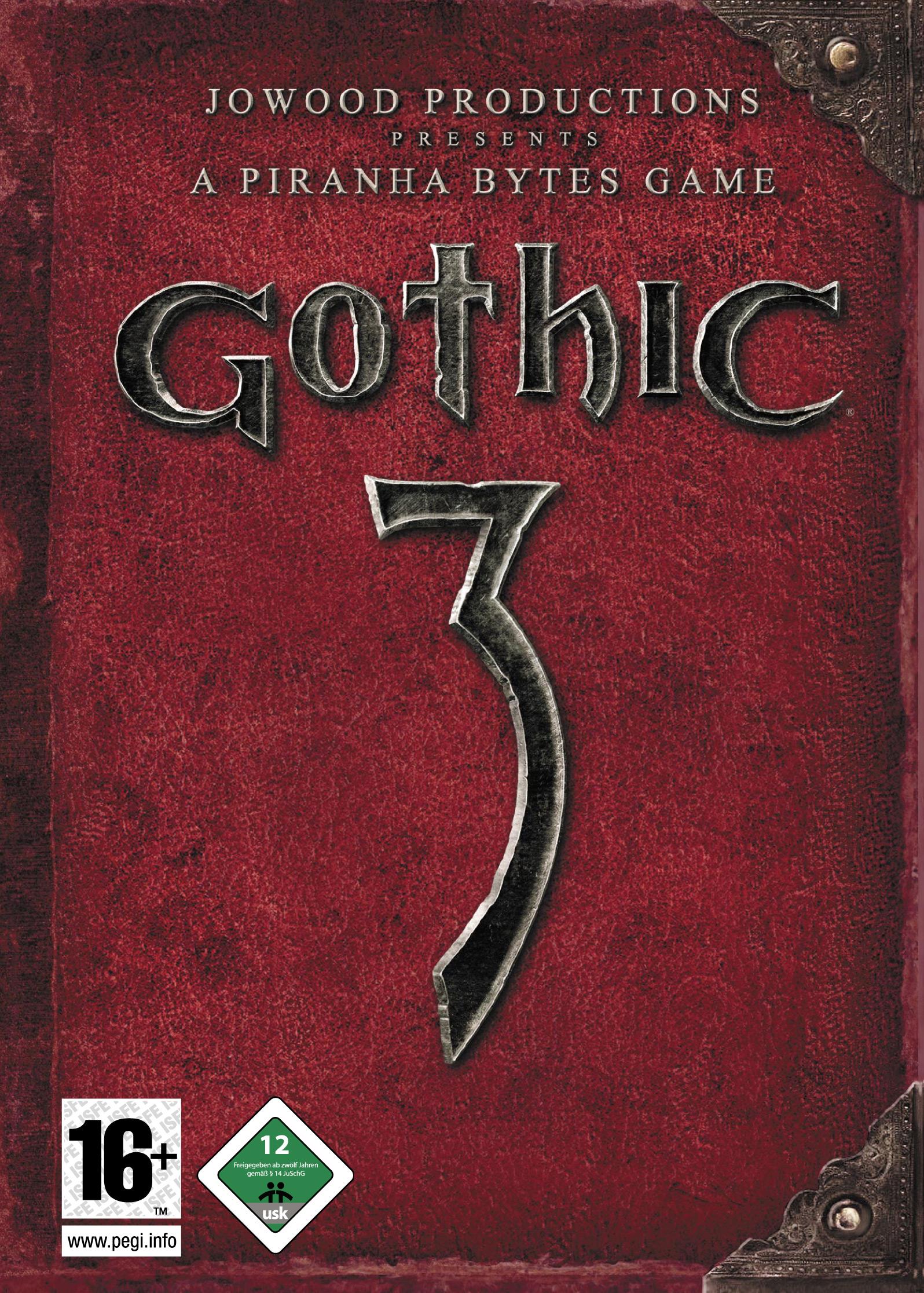 gothic 3 götterdämmerung Beste Bilder: