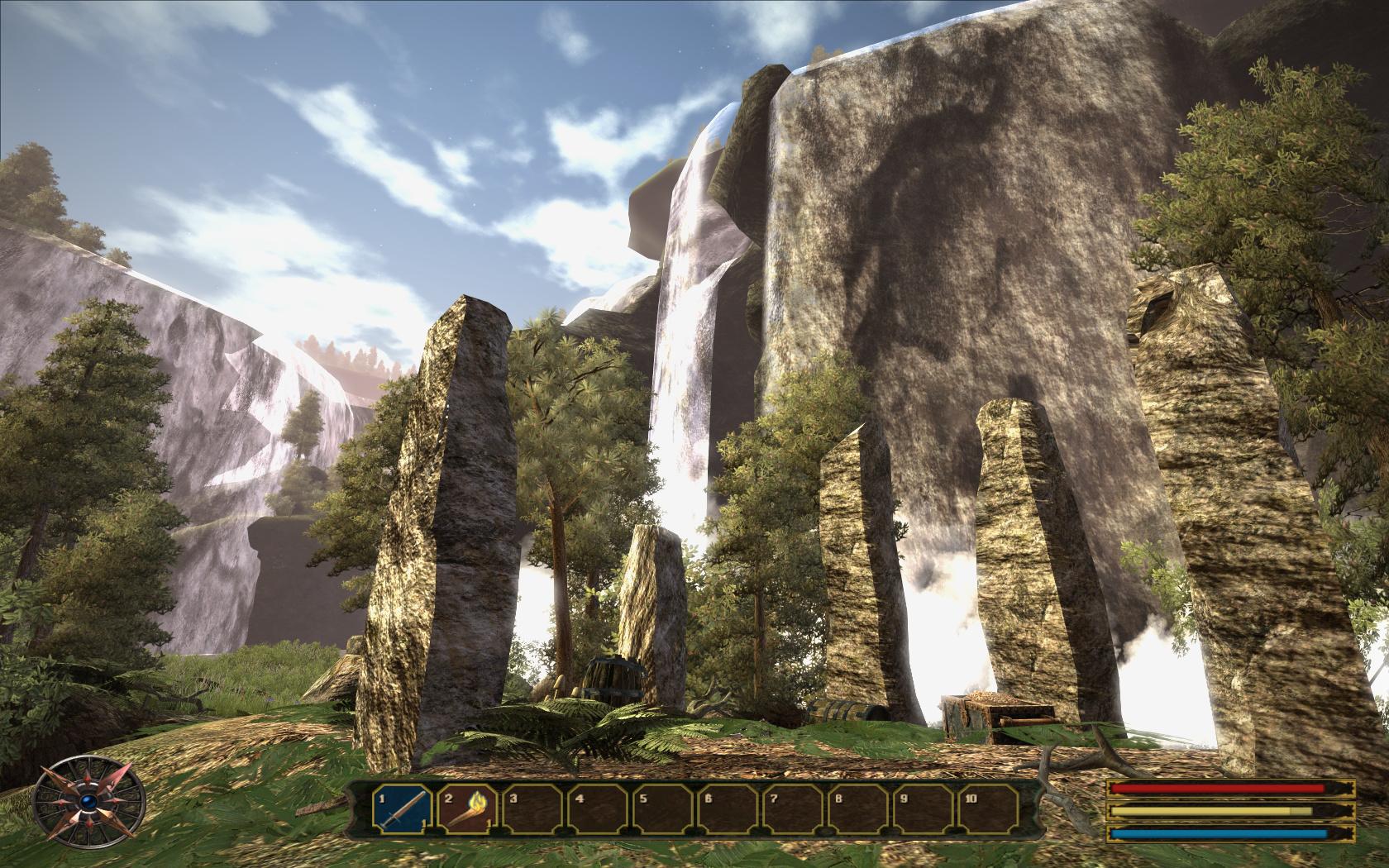 Скриншоты из Готика 3 / Gothic 3 Лицензия Скачать Готика 3