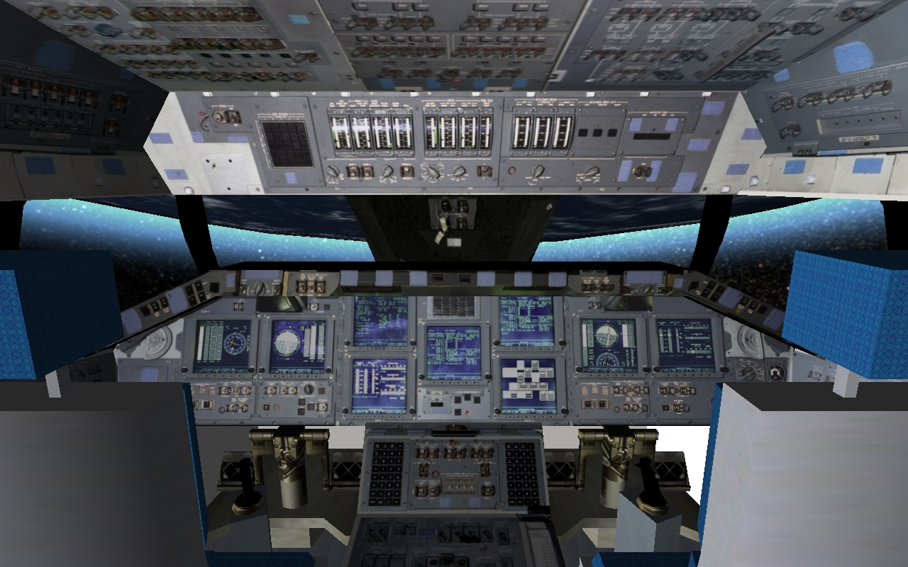 space shuttle mission simulator hints - photo #26